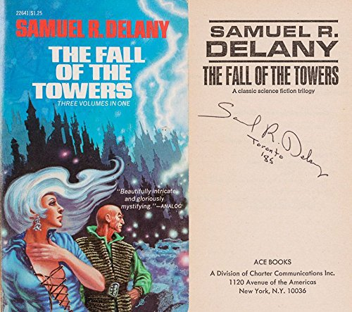 9780044122647: The Fall of the Towers
