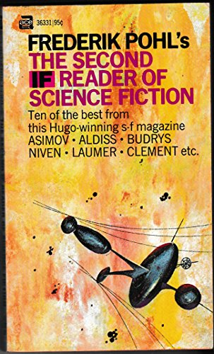 9780044136330: The Second IF Reader of Science Fiction