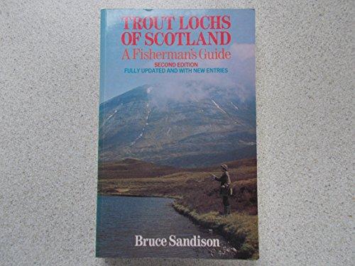 9780044400059: Trout Lochs of Scotland