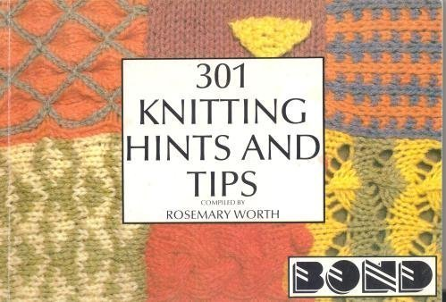 9780044400387: 301 Knitting Hints And Tips