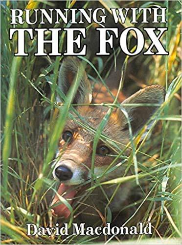 Running with the Fox: David Macdonald,Priscilla Barrett,Jenny