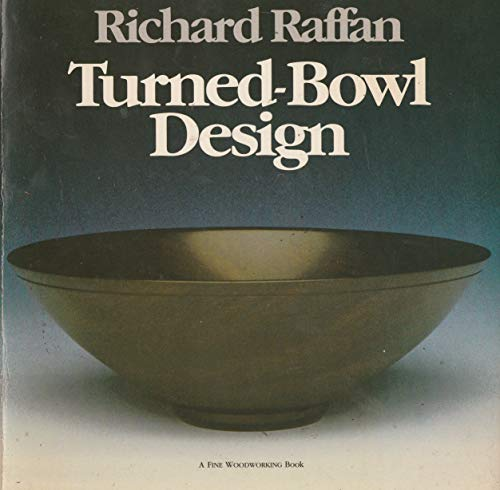 9780044401322: Turned-bowl Design