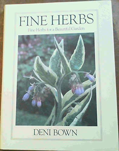 9780044401339: Fine Herbs Ornamental Plants for the Garden