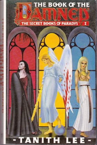 9780044401513: The Book of the Damned (The secret books of Paradys)