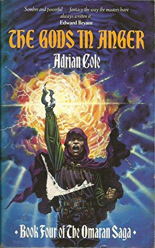 9780044401582: Gods in Anger (Omaran Sagal Adrian Cole)
