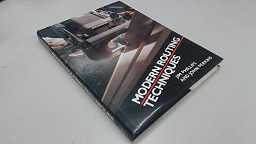 9780044401964: Modern Routing Techniques