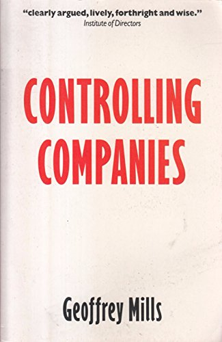9780044402053: Controlling Companies