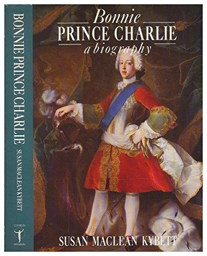 9780044402138: Bonnie Prince Charlie: A Biography