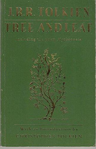 9780044402534: Tree and Leaf: Including the Poem Mythopoeia