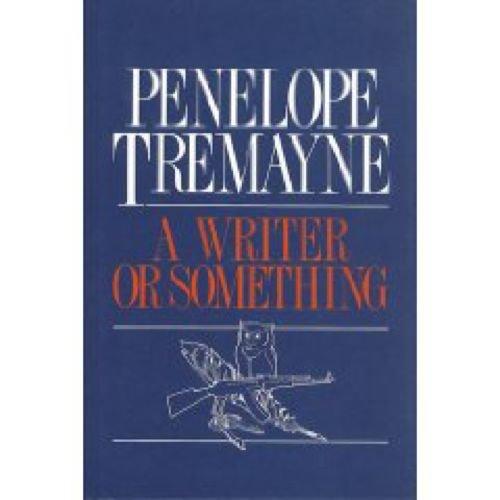 9780044402572: A Writer or Something