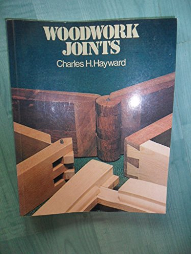 9780044403326: Woodwork Joints