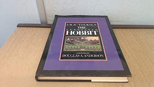 9780044403371: The Annotated Hobbit: The Hobbit, or, There and Back Again