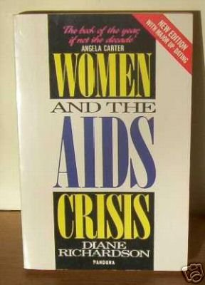 9780044403579: WOMEN AND THE AIDS CRISIS