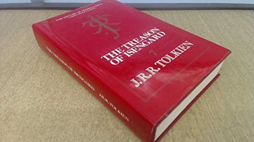 9780044403968: The Treason of Isengard (History of Middle-Earth Vol.7) (The History of Middle-Earth)