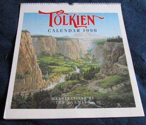 9780044403975: Tolkien Calendar 1990