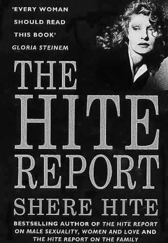 9780044404552: The Hite Report: Nationwide Study of Female Sexuality