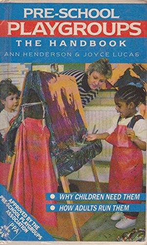9780044405177: Pre-School Playgroups - The Handbook