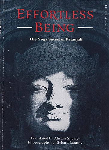 9780044405207: Effortless Being: The Yoga Sutras of Patangali
