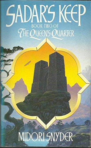 9780044405313: Sadar's Keep. Book Two Of The Queens' Quarter