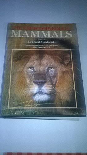 The Encyclopaedia of Mammals: David Macdonald, Priscilla