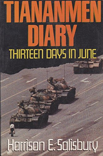 9780044406198: Tiananmen Diary: Thirteen Days in June