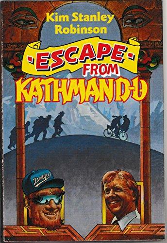 9780044406242: Escape from Kathmandu