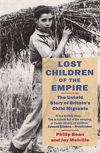 9780044406433: Lost Children of the Empire