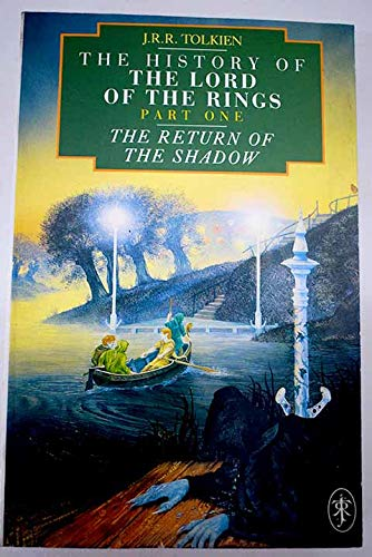 9780044406693: The Return of the Shadow (The History of the Lord of the Rings Part One)