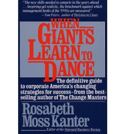 9780044406709: When Giants Learn To Dance