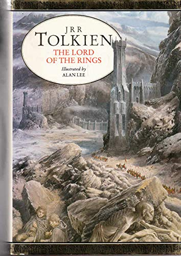 9780044406792: Tolkien Jrr Illustrated Lord of Rings Hb