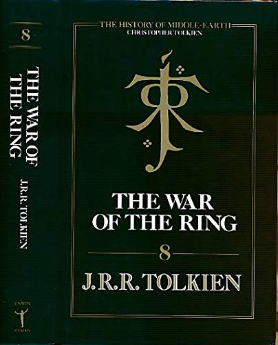 The War Of The Ring - 1st Edition/1st Printing (9780044406853) by J. R. R. [, edited by Christopher Tolkien] Tolkien
