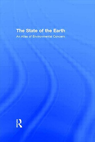9780044406921: State Of Earth Atlas