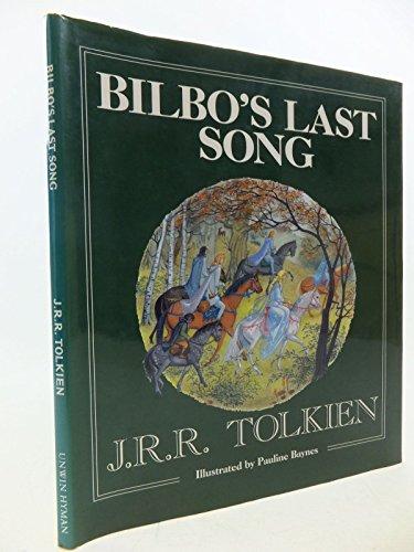 9780044407287: Bilbo's Last Song