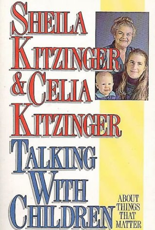 Talking with Children About Things That Matter: Kitzinger, Sheila and