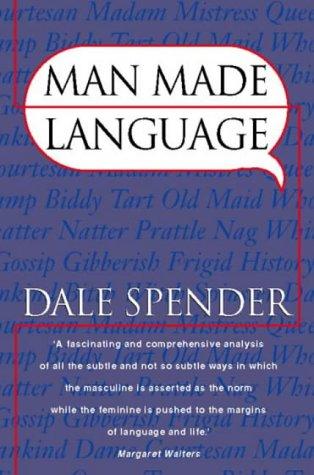 9780044407669: Man Made Language