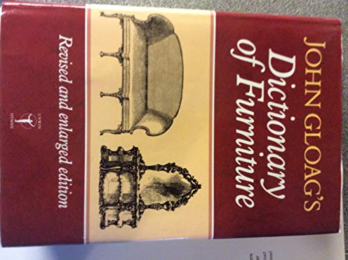 9780044407744: Dictionary of Furniture