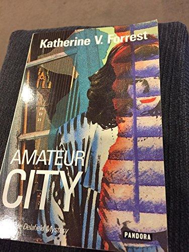 9780044407997: Amateur City