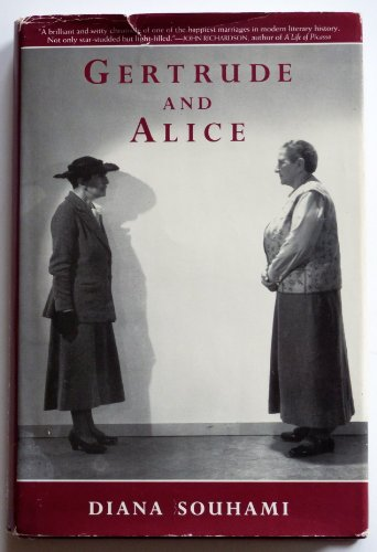 9780044408338: Gertrude and Alice: Gertrude Stein and Alice B.Toklas