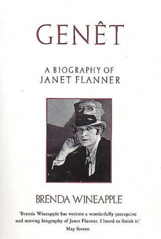 9780044408901: Gen�t. Biography Of Janet Flanner