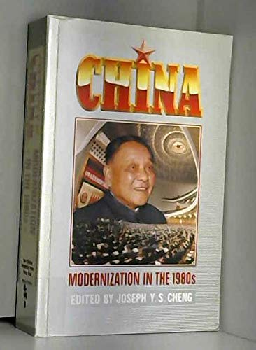 9780044421467: China: Modernization in the 1980's