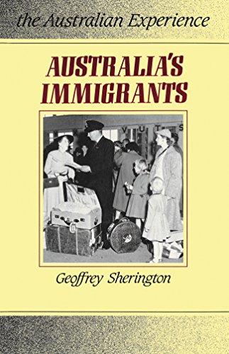 9780044422044: Australia's Immigrants 1788-1988 (Australian experience)