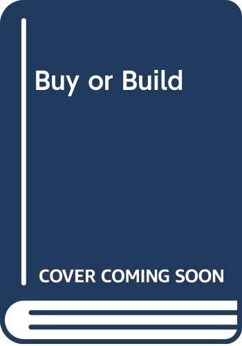 9780044422464: Buy or Build