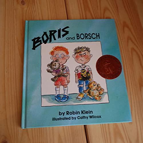 9780044422662: Boris and Borsch (Little Ark Book)
