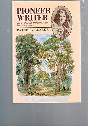 9780044422679: The Pioneer Writer