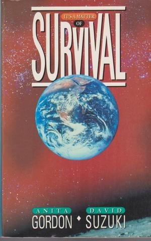 9780044423317: It's a Matter of Survival