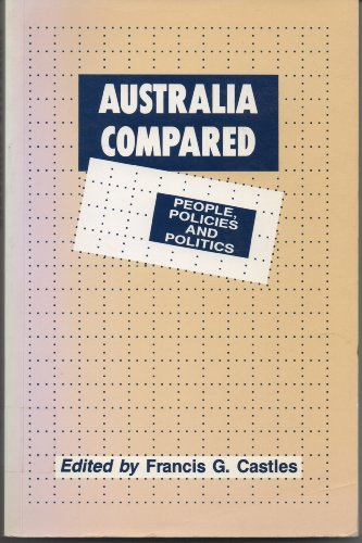 Australia Compared: People, Policies And Politics