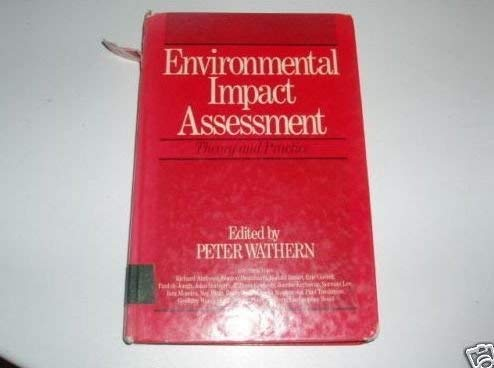9780044450429: Environmental Impact Assessment