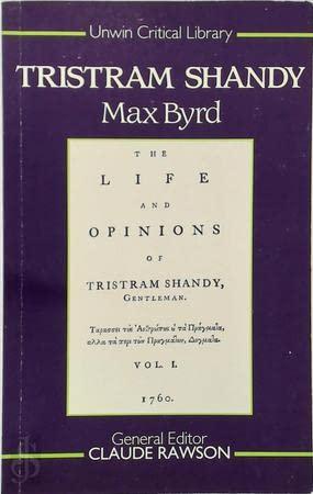 "9780044451495: ""Tristram Shandy"" (Unwin Critical Library)"