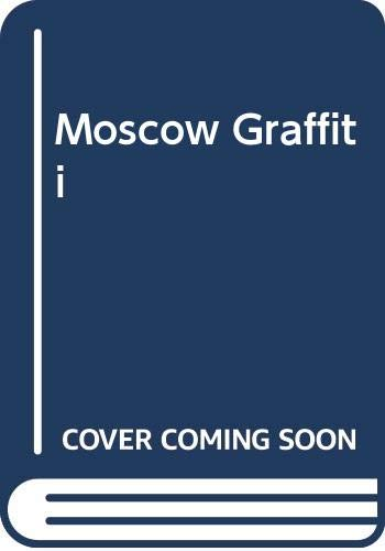 9780044451693: Moscow Graffiti: Language and Subculture