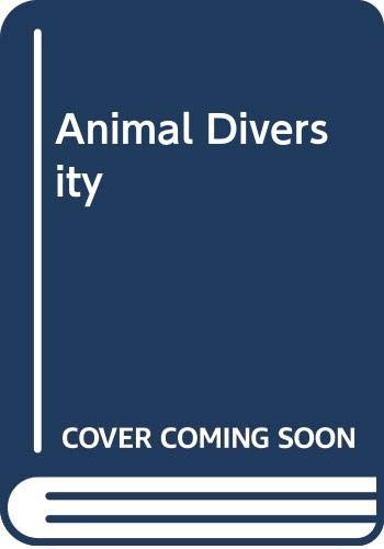 Animal Diversity: Kershaw, D.R.